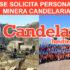 MINERA LA CANDELARIA SOLICITA PERSONAL PARA PROYECTO MINERO