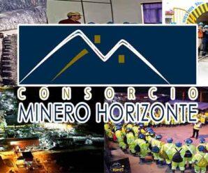 SE REQUIERE PERSONAL PARA CONSORCIO MINERO HORIZONTE SA