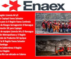 RECLUTAMIENTO DE PERSONAL EN ENAEX PROYECTO MINERO